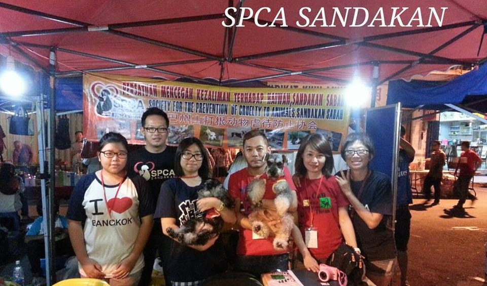 SPCA SDK Kim Fung Night Market April 2014